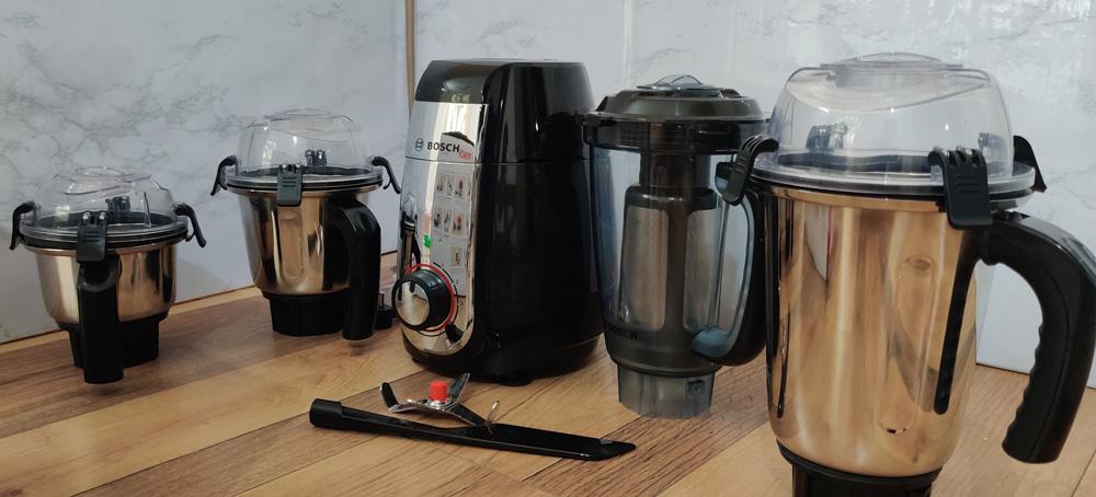 best mixer grinder in India- Bosch Truemixx